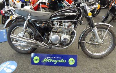 Honda - CB500 -