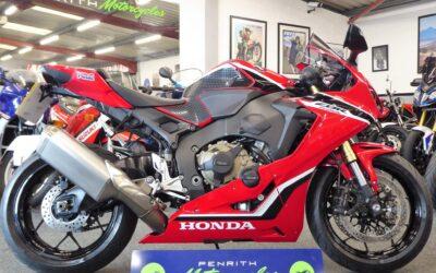 Honda - CBR1000RR Fireblade - SO18LDL